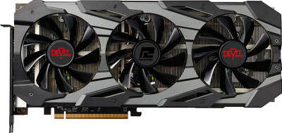 Видеокарта PowerColor AMD Radeon RX 5700XT Red Devil 8Gb GDDR6 PCI-E HDMI, 3DP