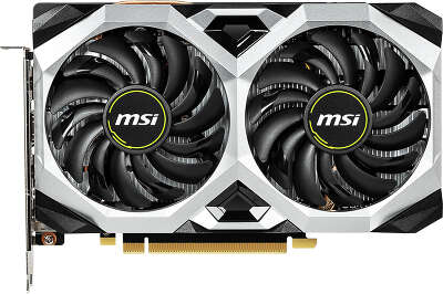 Видеокарта MSI nVidia GeForce RTX 2060 VENTUS XS 6G 6Gb GDDR6 PCI-E HDMI, 3DP