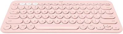 Клавиатура беспроводная Logitech K380 Rose Bluetooth (920-010569)