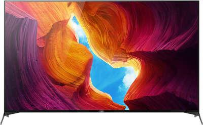 """ЖК телевизор Sony 49""""/123см KD-49XH9505 LED 4K UHD с Smart TV, черный"""