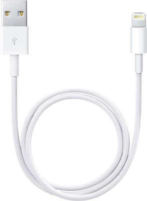 Кабель Apple Lightning to USB Cable, 0.5 м [ME291Z/<wbr>MA]