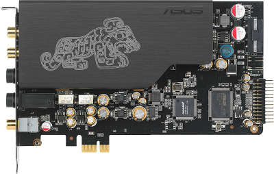 Звуковая карта Asus PCI-E Essence STX II 7.1 (ASUS AV100, DAC TI Bur-Brown PCM1792A) 7.1