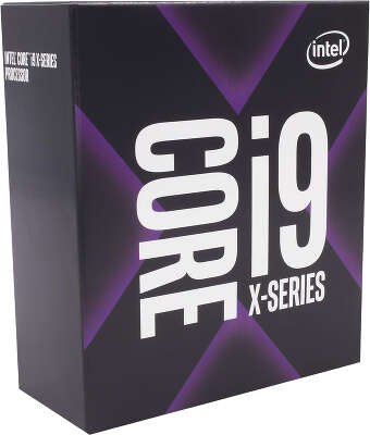 Процессор Intel Core i9-9960X (3.1GHz) LGA2066 BOX без кулера
