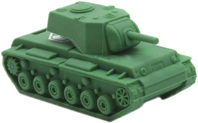 Модуль памяти USB2.0 Kingston WOT KV-1 64 Гб [DT-TANK/<wbr>64GB]