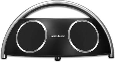 Акустическая система Harman Kardon Go play Wireless Black [HKGOPLAYWRLBLKEU]
