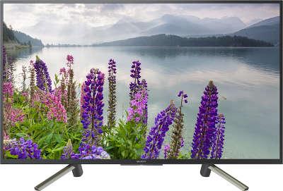 "ЖК телевизор Sony 49""/123см KDL-49WF804 Full HD с Android TV, чёрный"