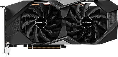Видеокарта GIGABYTE nVidia GeForce RTX 2070 WINDFORCE 2X 8G 8Gb GDDR6 PCI-E HDMI, 3DP
