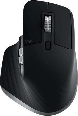 Мышь беспроводная Logitech MX Master 3 Advanced Mouse for MAC Space Gray (910-005696)