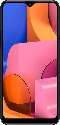 Смартфон Samsung SM-A207F Galaxy A20S 2019 Dual Sim LTE, черный (SM-A207FZKDSER)   купить смартфон Samsung SM-A207F Galaxy A20S 2019 SM-A207FZKDSER в интернет-магазине ТехноСити Новосибирск