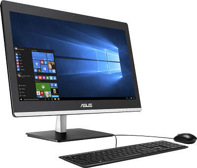"Моноблок Asus V200IBUK Celeron N3050/4G/500G/19.5""/Int:Intel HD/Wi-Fi+BT/Cam/KB+M/Win10 Black"