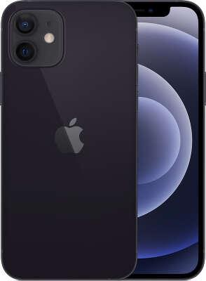 Смартфон Apple iPhone 12 [MGJ53RU/A] 64 GB Black