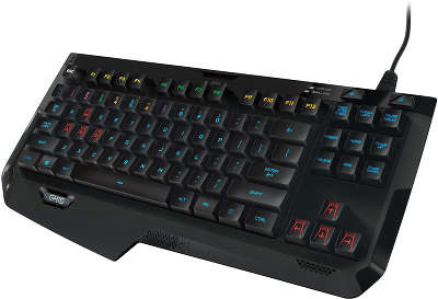 Клавиатура USB Logitech G410 Atlas Spectrum Mechanical (920-007752)