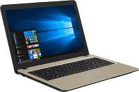 "Ноутбук ASUS X540MA Gold 15.6"" HD N5000/4/256 SSD/WF/BT/Cam/W10"