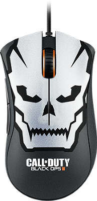 Мышь Razer DeathAdder Chroma Call of Duty Black Ops III