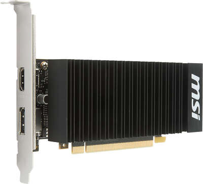 Видеокарта PCI-E NVIDIA GeForce GT 1030 2048MB GDDR5 MSI [GT 1030 2GH LP OC]
