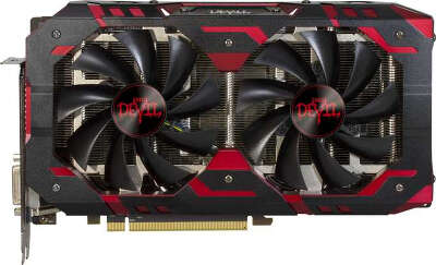 Видеокарта PowerColor AMD Radeon RX 590 Red Devil 8Gb DDR5 PCI-E DVI, HDMI, 3DP