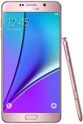 Смартфон Samsung SM-N920 Galaxy Note 5 64Gb, розовый