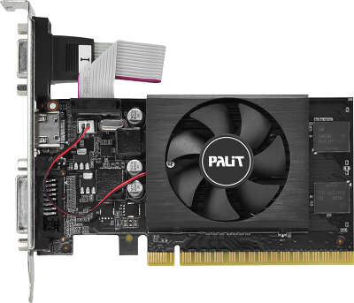 Видеокарта Palit nVidia GeForce GT730 2Gb DDR5 PCI-E VGA, DVI, HDMI