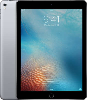 "Планшетный компьютер Apple iPad Pro 9.7"" [MLPW2RU/A] 32GB Wi-Fi + Cell Space Gray"