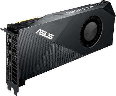 Видеокарта ASUS nVidia GeForce RTX 2080 Ti 11Gb GDDR6 PCI-E HDMI, 2DP