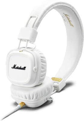 Наушники MARSHALL Major II White