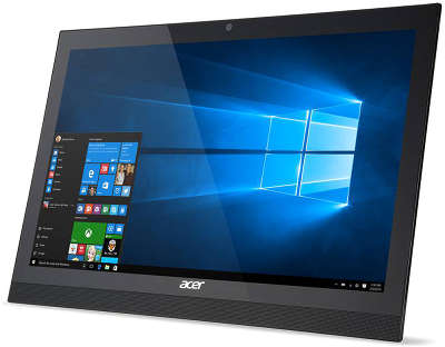 Моноблок Acer Aspire Z1-622 21.5&quot; P N3710 (1.6)<wbr>/<wbr>4Gb/<wbr>1Tb/<wbr>HDG/<wbr>DOS/<wbr>WiFi/<wbr>BT/<wbr>Kb+Mouse/<wbr>Cam