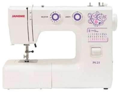 <b>Швейная машина Janome PS-25</b> белый