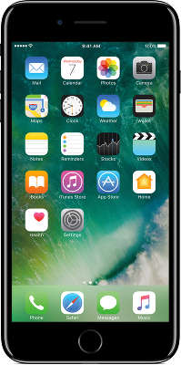 Смартфон Apple iPhone 7 Plus [MN4V2RU/<wbr>A] 128 GB jet black