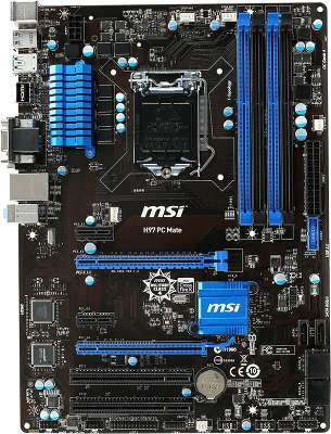 Мат. плата MSI H97 PC MATE