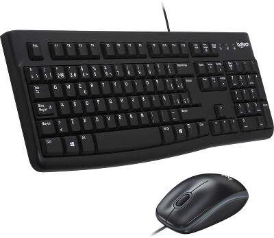 Комплект Logitech MK120 USB (920-002561)