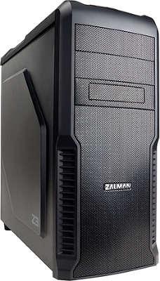 Корпус ZALMAN Z3 чёрный (без б,п) midiATX 2.03