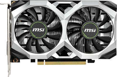 Видеокарта MSI nVidia GeForce GTX1650 VENTUS XS 4Gb DDR5 PCI-E DVI, HDMI, DP