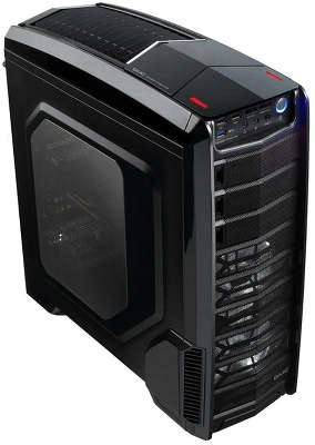 Корпус ATX GMC V1000 PHANTOM (Black)<wbr> (без Б,П)<wbr>