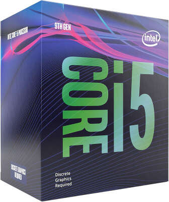Процессор Intel Core i5-9400F Coffee lake Refresh (2.9GHz) LGA1151 BOX