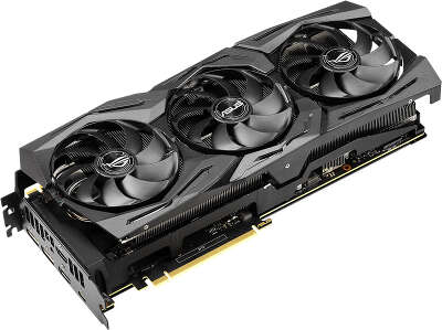 Видеокарта ASUS nVidia GeForce RTX 2080 Ti ROG-STRIX-RTX2080TI-O11G-GAMING 11Gb GDDR6 PCI-E 2HDMI, 2DP