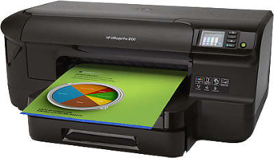 Принтер CM752A HP Officejet Pro 8100 Printer N811a