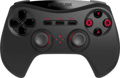 Геймпад Speedlink STRIKE NX Wireless - for PC, черный
