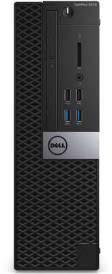 Компьютер Dell Optiplex 5040 SFF i7 6700 (3.4)/8Gb/500Gb/HDG530/W7P +W10Pro/Kb+Mouse