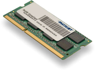 Модуль памяти SO-DIMM DDR-III 8192Mb DDR1600 Patriot 1.35V