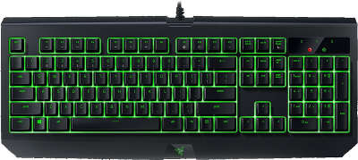 Клавиатура USB Razer BlackWidow Ultimate 2017 (Green Switch)