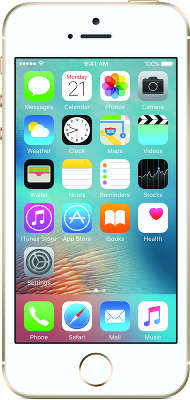 Смартфон Apple iPhone SE [MLXP2RU/<wbr>A] 64 GB gold