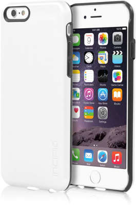Чехол для iPhone 6/<wbr>6S Incipio Feather Shine, белый [IPH-1178-WHT]