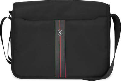 "Сумка Ferrari для ноутбуков 13"" Urban CMessenger Bag, Black [FEURMB13BK]"