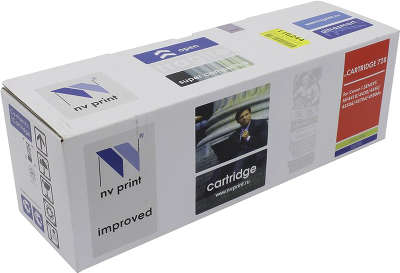 Картридж NV Print Cartridge 728 (2100 стр.)