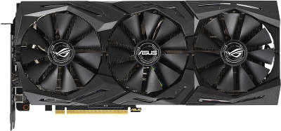 Видеокарта ASUS nVidia GeForce RTX 2070 ROG-STRIX-RTX2070-O8G-GAMING 8Gb GDDR6 PCI-E 2HDMI, 2DP