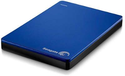 Внешний диск 1 ТБ Seagate Backup Plus USB 3.0, Blue [STDR1000202]