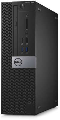 Компьютер Dell Optiplex 3040 SFF i5 6500 (3.2)/8Gb/500Gb/HDG530/W7P+W10Pro/Eth/Kb+Mouse