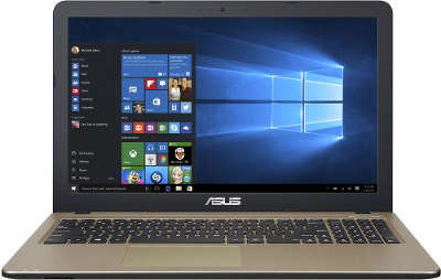 "Ноутбук Asus X540SA-XX018T Pentium N3700/4Gb/500Gb/Intel HD Graphics/15.6""/HD/W10/WiFi/BT/Cam"