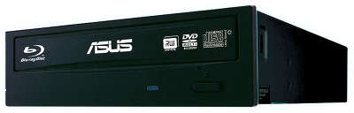 Привод Blu-Ray BD-Combo Asus BC-12D2HT Black