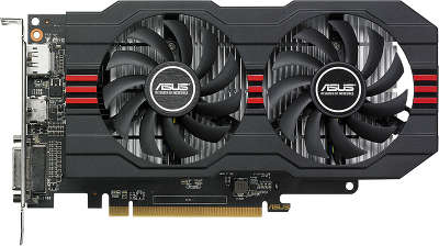 Видеокарта ASUS AMD Radeon RX 560 4Gb DDR5 PCI-E DVI, HDMI, DP